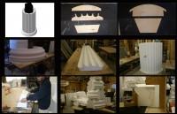 Foam Columns