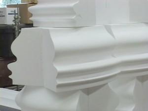 Styrofoam Column Pedestal