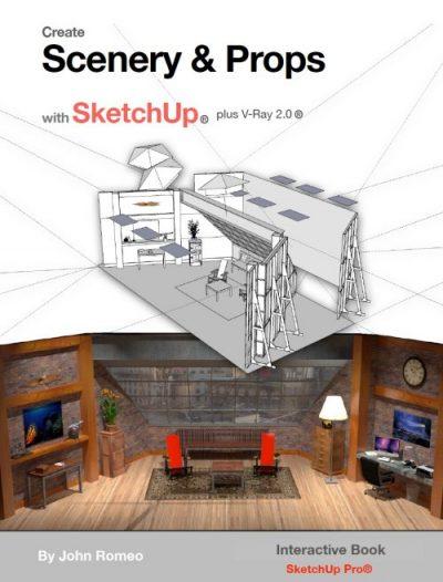 Rendering In Sketchup Book